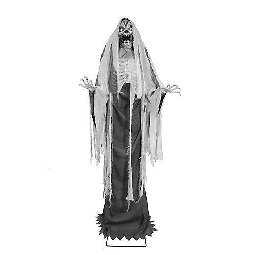 58-inch Rising Glowing Ghoul