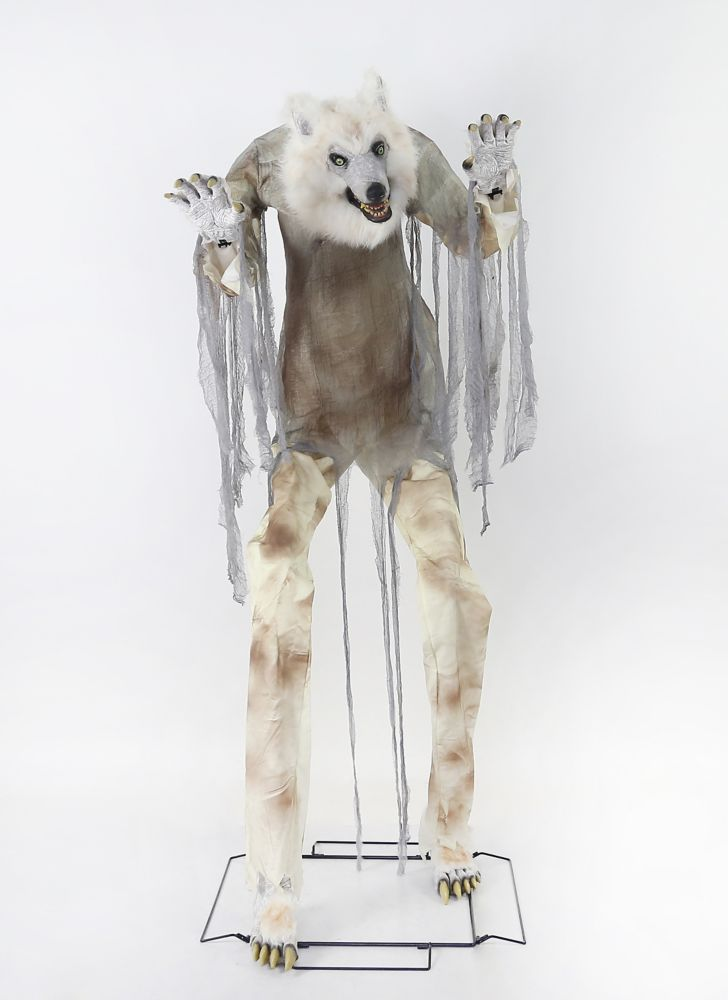 Home Accents Halloween 84-inch Towering Creepy Werewolf
