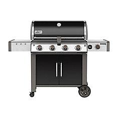 Genesis II LX E-440 4-Burner Natural Gas BBQ in Black