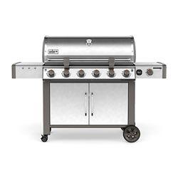 Weber Barbecue au gaz naturel Genesis II LX S-640 SS