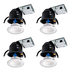 4 Inch Retro IC Recessed LED (4-Pack)