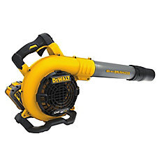 FLEXVOLT 60V MAX Lithium-Ion Cordless Handheld leaf Blower with Battery & Charger