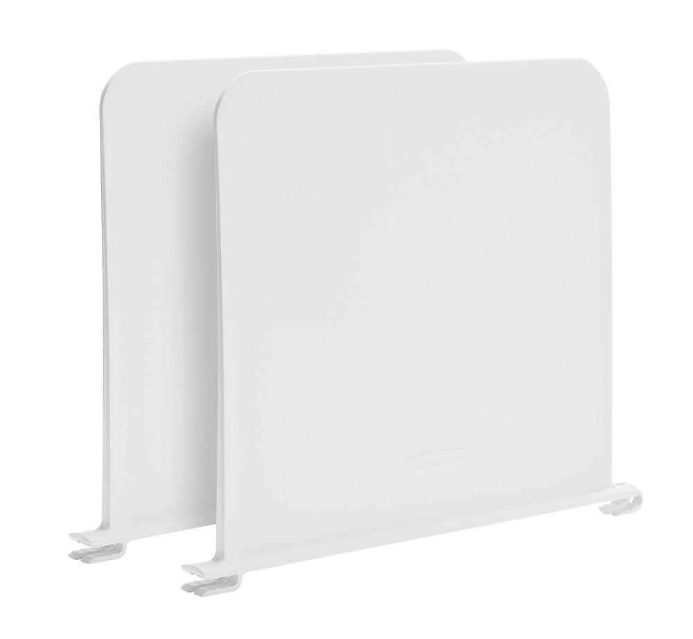 Fast Track Divider (2-Pack) -White