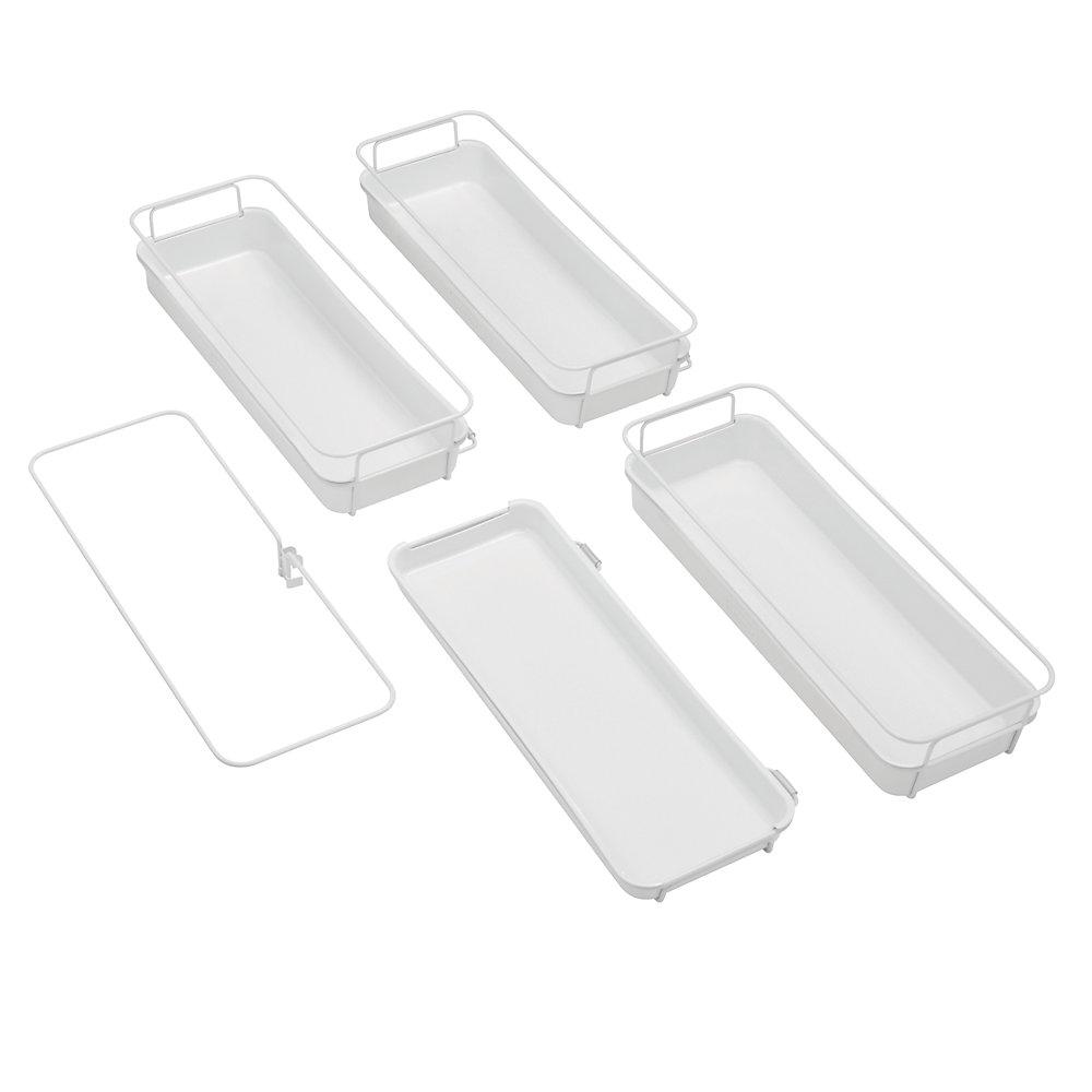 FastTrack Pantry Organizer Kit in White