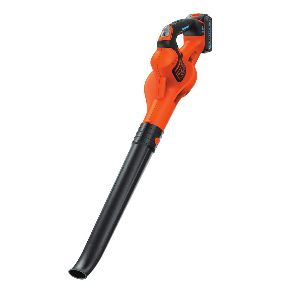 BLACK+DECKER Smarttech Sweeper 20V MAX Blower