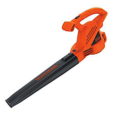 7 amp Corded Electric Leaf Blower