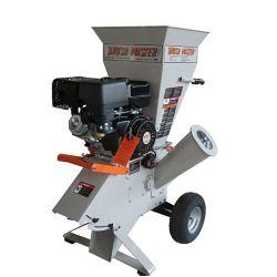 Brush Master Déchiqueteuse de qualité commerciale 15 hp 420cc avec démarreur électrique