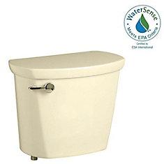 Cadet Single-Flush Toilet in Bone (Tank Only)
