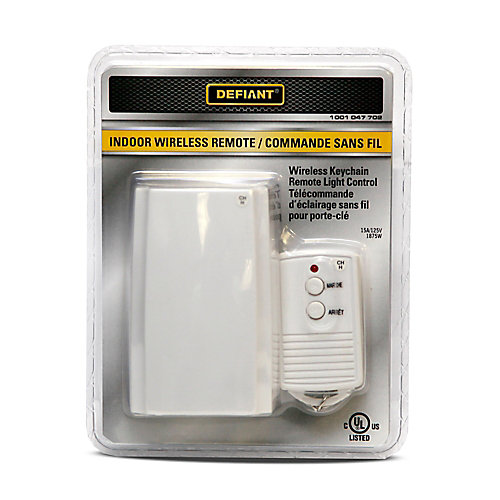Southwire Indoor Wireless Remote