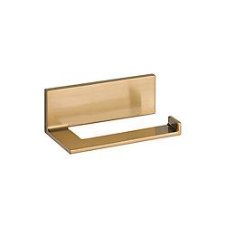Vero Toilet Tissue Holder, Champagne Bronze