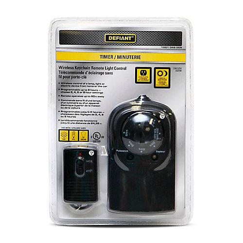 Wireless Keychain remote control