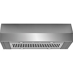 36-inch Under Cabinet Range Hood in Smudge-Prood Stainless Steel