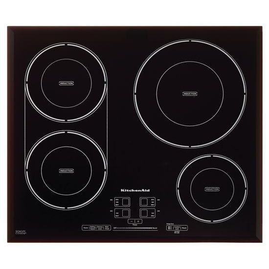 KitchenAid 24 Inch Euro Induction Cooktop