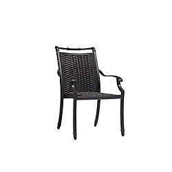 Maxwell Patio Wicker Dining Chair