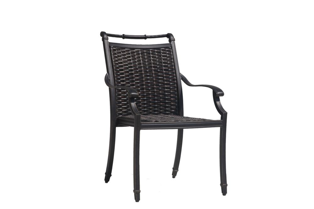 onSight Maxwell Patio Wicker Dining Chair