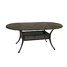 Maxwell table ovale de 72