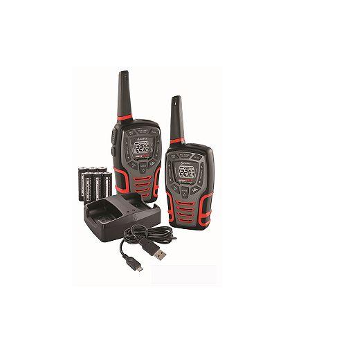 Cobra Walkie Talkie 45-KM ACXT545 (2-Pack)