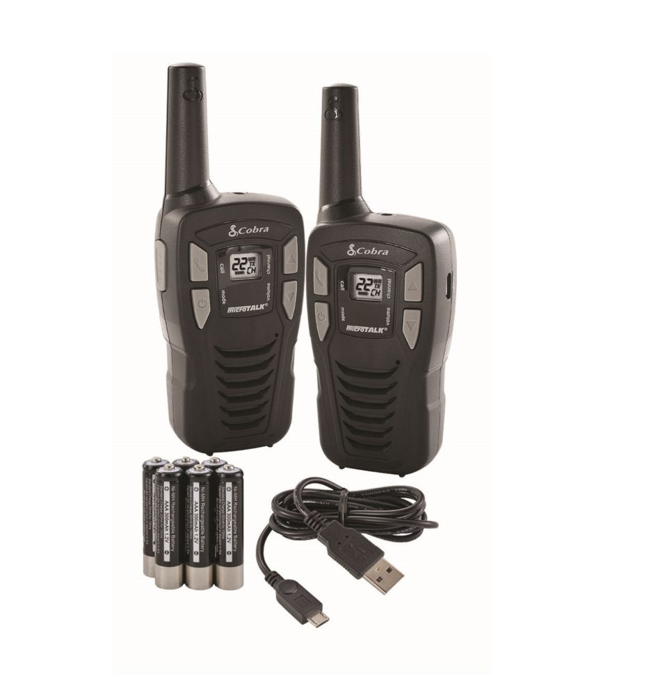 Cobra Walkie Talkie 2PK 26-KM ACXT145