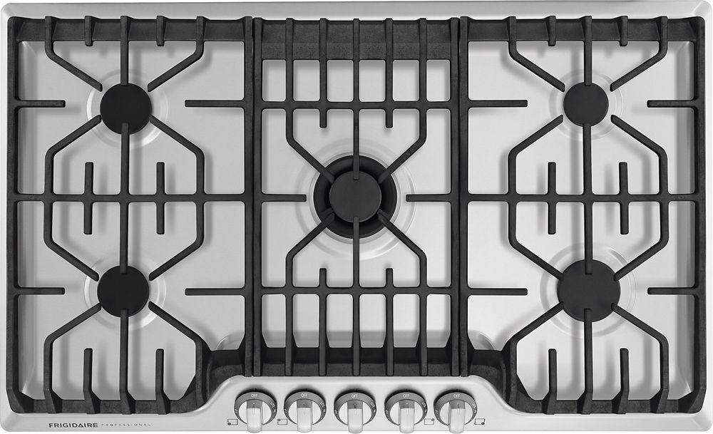 Frigidaire Professional 36 Inch  Gas Cooktop