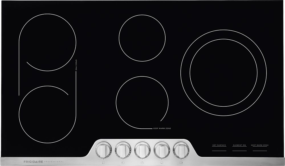 Frigidaire Professional 36-inch Electric Cooktop
