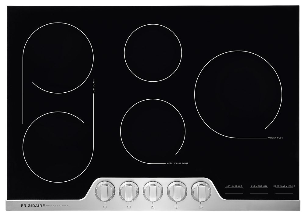 Frigidaire Professional 30 Inch  Electric Cooktop