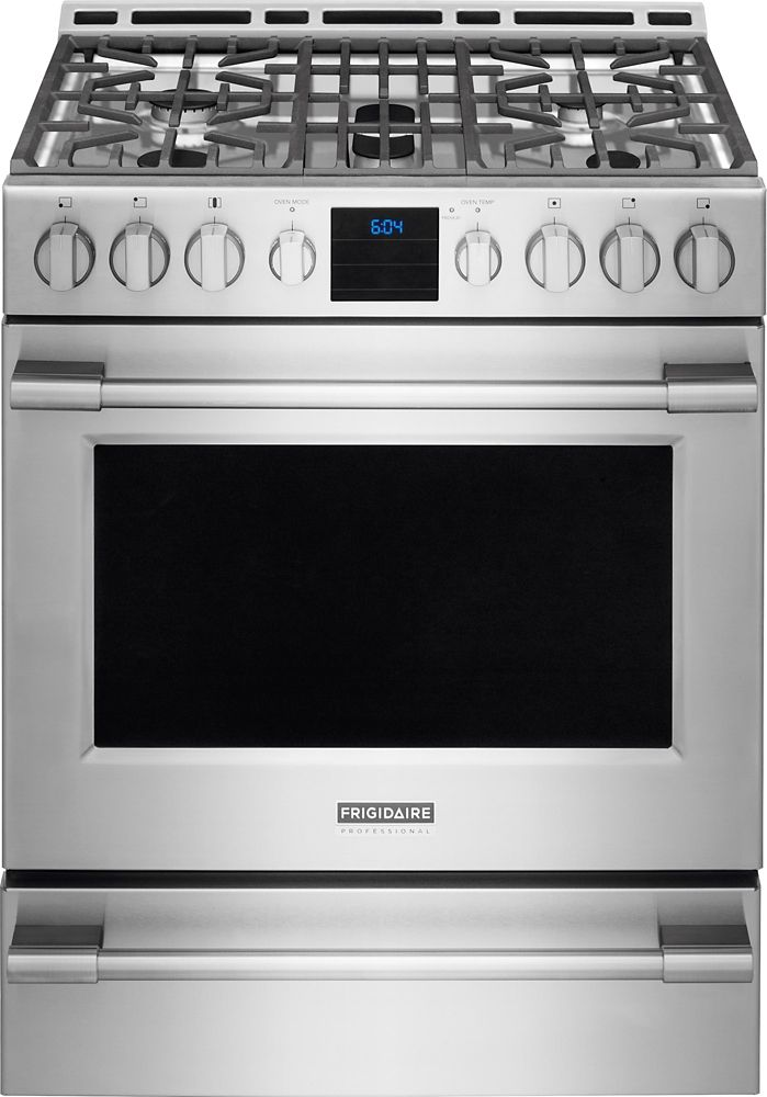 Whirlpool 6 0 Total Cu Feet Double Oven Gas Range With