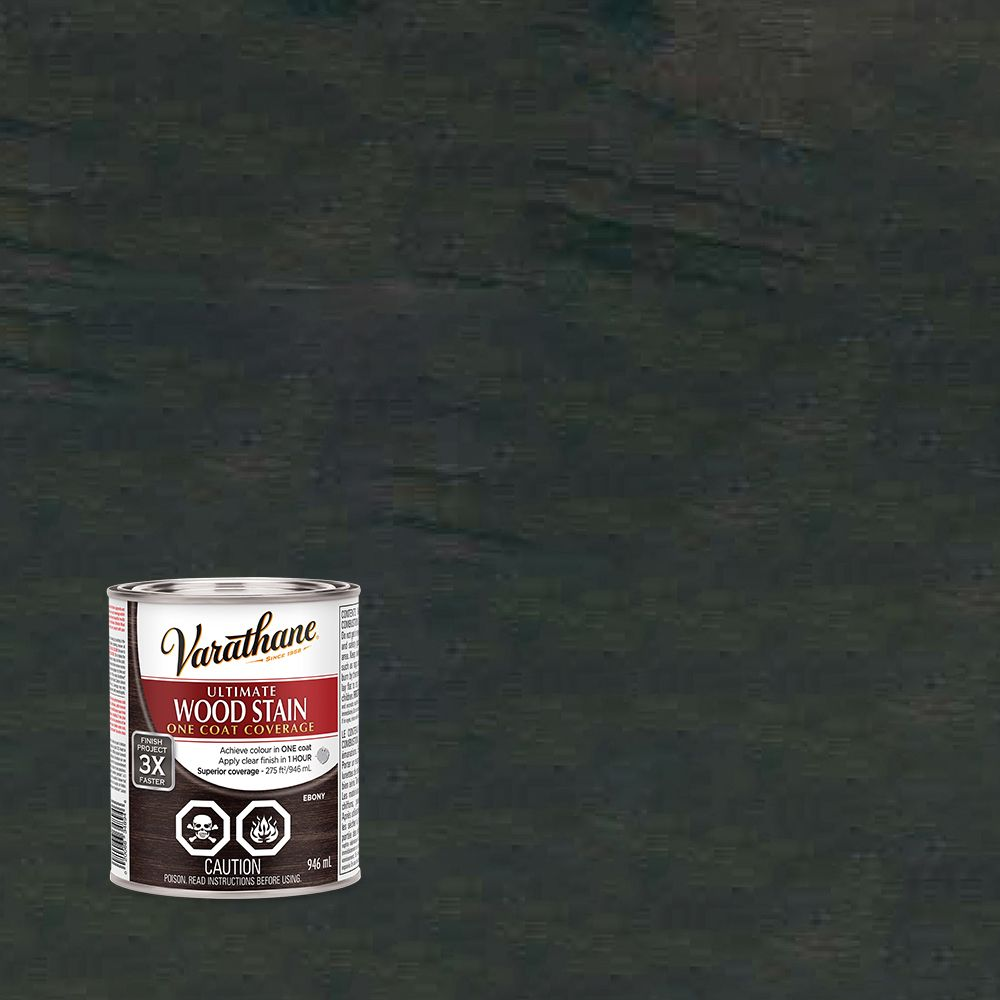 Varathane Ultimate Stain Ebony 946ml