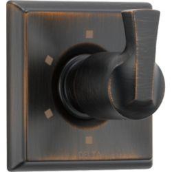 Delta 6 Setting Diverter, Venetian Bronze (Valve Sold Separately)