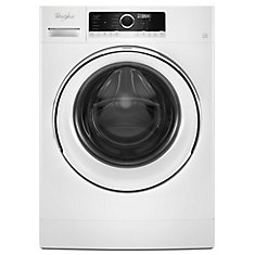 2.6 cu. ft. Front Load Compact Washer in White, ENERGY STAR