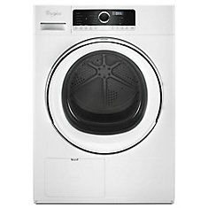 4.3 cu. ft. Compact Front Load Electric Dryer in White - ENERGY STAR®