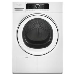 Whirlpool 4.3 cu. ft. Compact Front Load Electric Dryer in White - ENERGY STAR®