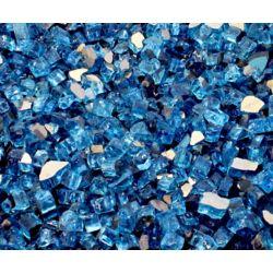 Paramount 20lbs Reflective Fireglass in Luminous Catalina Blue