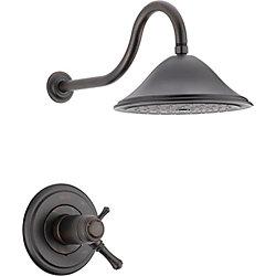 Cassidy MultiChoice 17T Series Shower Trim, Venetian Bronze