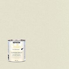 Peint Crayeuse Mousseline Crème 887ml