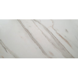 MSI Stone ULC Pietra Calacatta 12-inch x 24-inch Glazed Porcelain Floor and Wall Tile (16 sq. ft. / case)