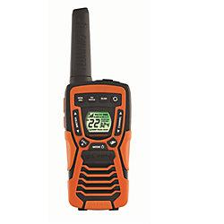 Cobra Talkie-walkie flottant ACXT1035R, 60 km, ensemble de 2