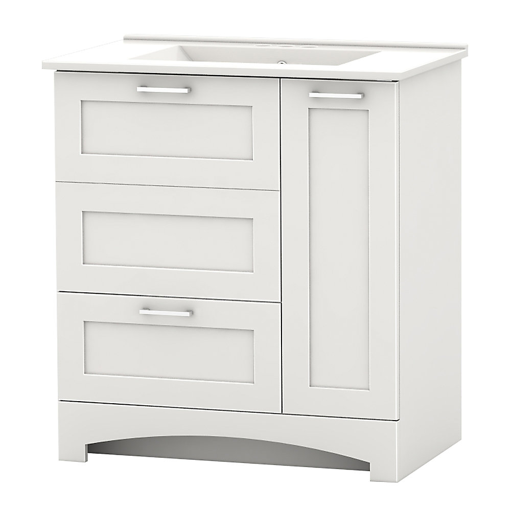 Home Decorators Collection Casotto 29.75-inch W 1-Drawer 2 ...