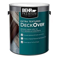 Behr Premium Extra Textured DECKOVER - 3.7 L
