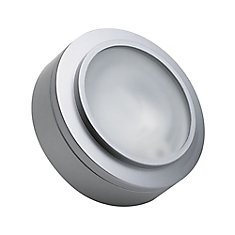 Zeepuk 1-Lamp Xenon Stainless Steel Puck