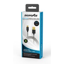 Digipower Micro USB Charge & Sync Cable