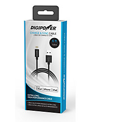 Digipower Charge & Sync Lightning Cable