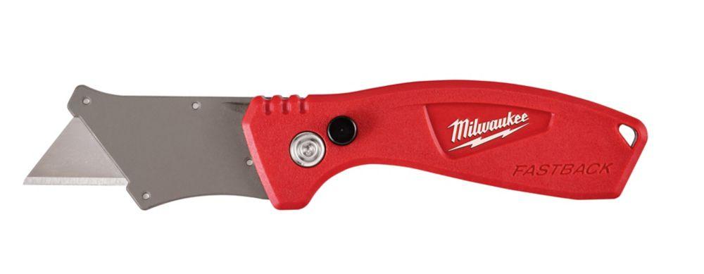 Milwaukee Tool Fastback Compact Flip Utility Knife