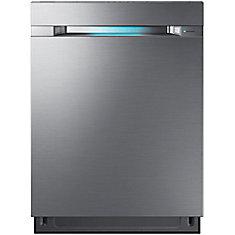 24 Inch Built-in Dishwasher WaterWall 3rd Rack Wifi 38dBA - DW80M9960US