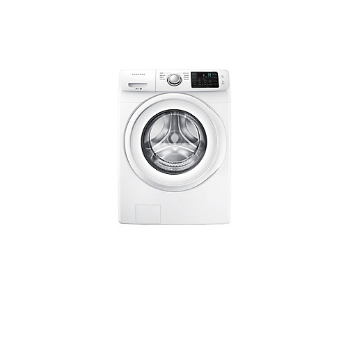 27-inch 5.2 cu. ft. High-Efficiency Stackable Front-Load Washer in White - ENERGY STAR®