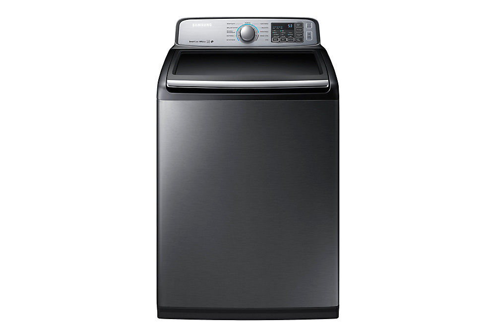 5.8 cu. ft. High Efficiency Top-Loading Washer in Platinum - ENERGY STAR®
