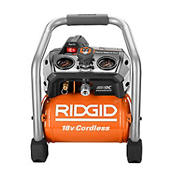 1 Gallon 18-Volt Brushless Cordless Air Compressor (Tool Only)