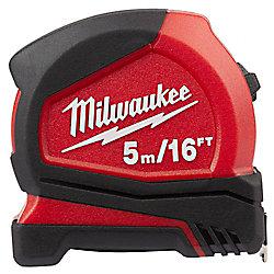 Milwaukee Tool Ruban à mesurer 5m / 16ft