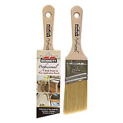 BENNETT  Professional Chalk Brush, Stubby 38MM