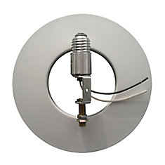 Illuminaire Accessories Recessed-Can Lighting Kit In Silver