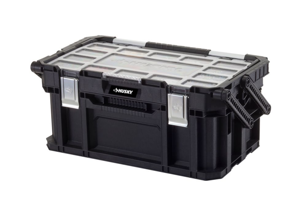 HUSKY Connect 22-inch Cantilever Tool Box